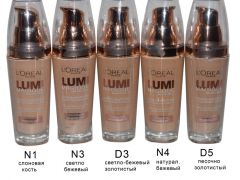 TAILAIMEI Professional Foundation с Co-Resistium lechnology & Hydra-Luminous Complex.