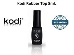 8ml. Rubber TOP Coat Kodi Professional - Gel LED/UV