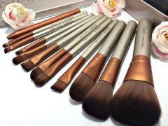 Набор кистей для макияжа Naked3 12в1
